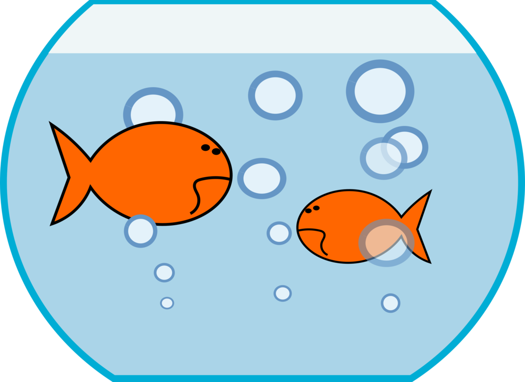 Goldfish clipart marine fish. Graphic download in a