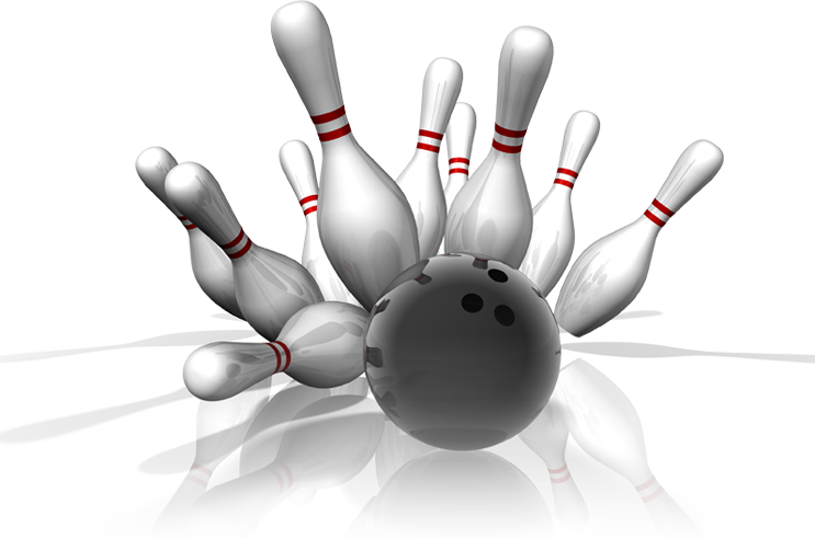 Bowling ball and pins png. Images free download
