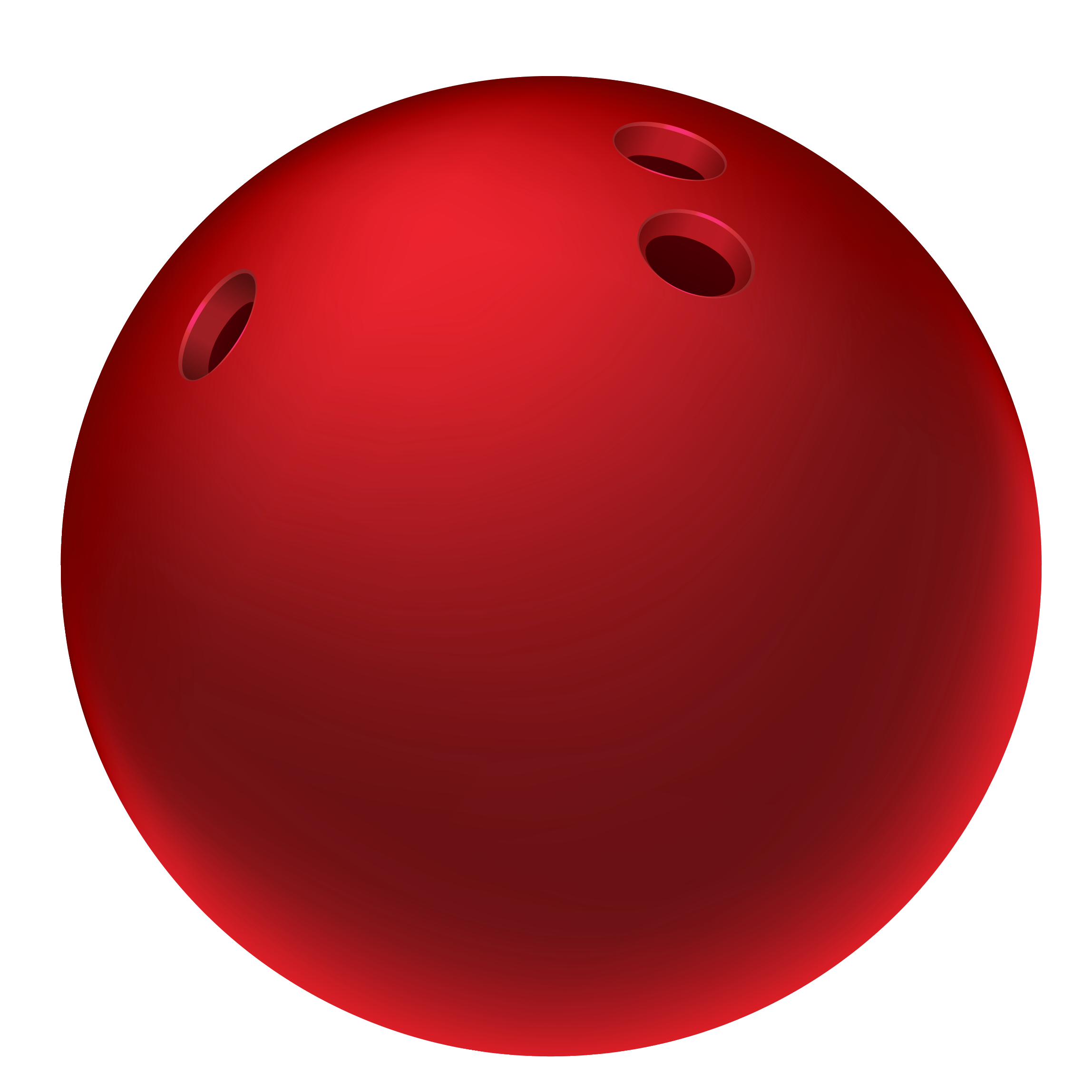 Bowling balls png. Red ball clipart picture