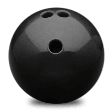 black bowling ball png