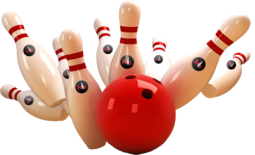 Bowling clipart candlepin bowling. Png images free download