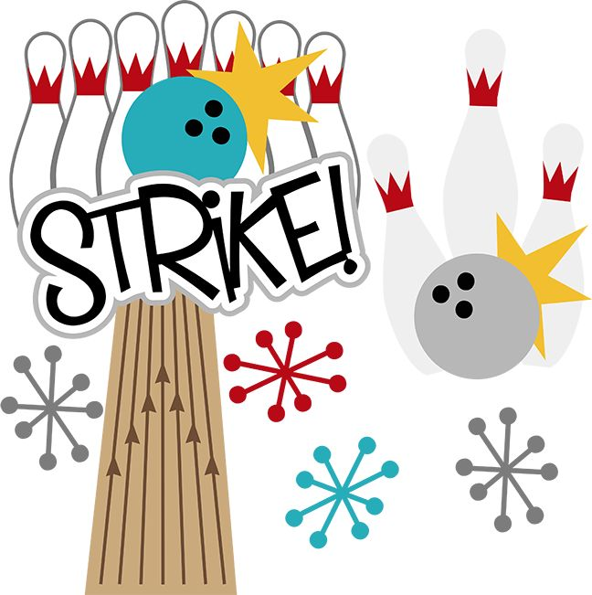 Bowling clipart cute. Best game images