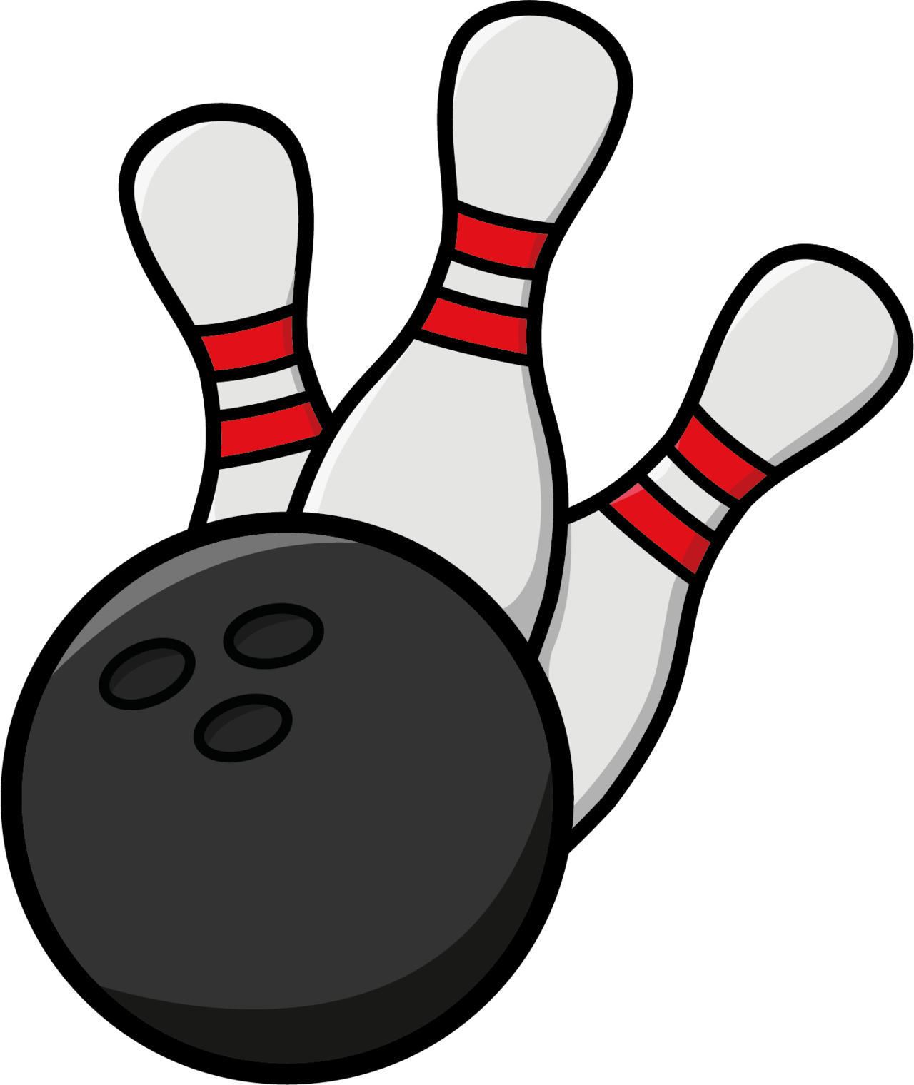 Bowling clipart png. Collection of high