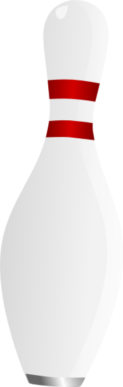 Bowling pin vector png. Dlpng download image with