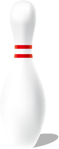 Bowling pin vector png. White free data svg