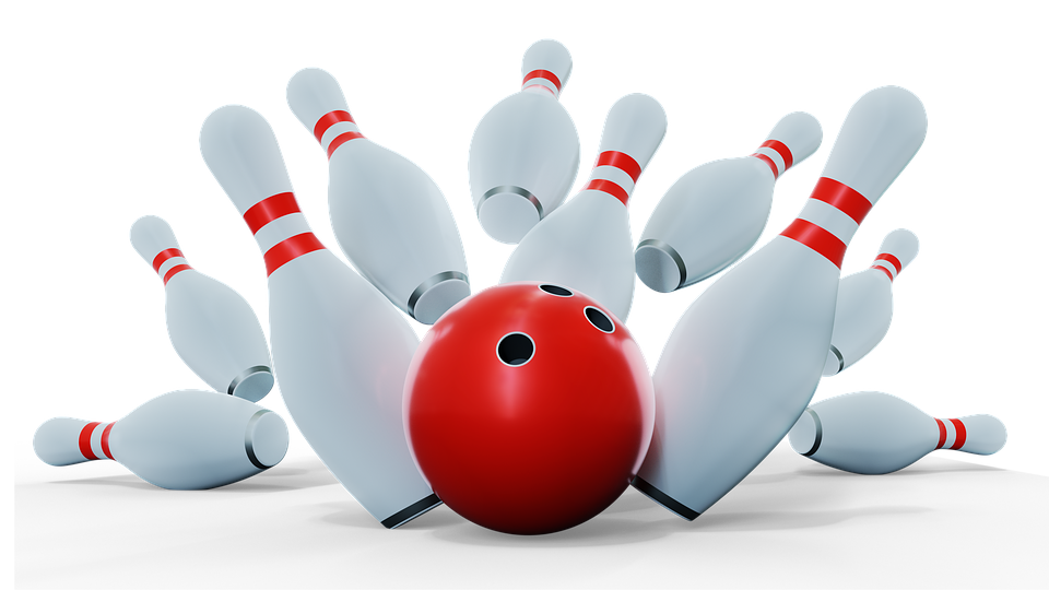 Bowling .png. Strike png image with