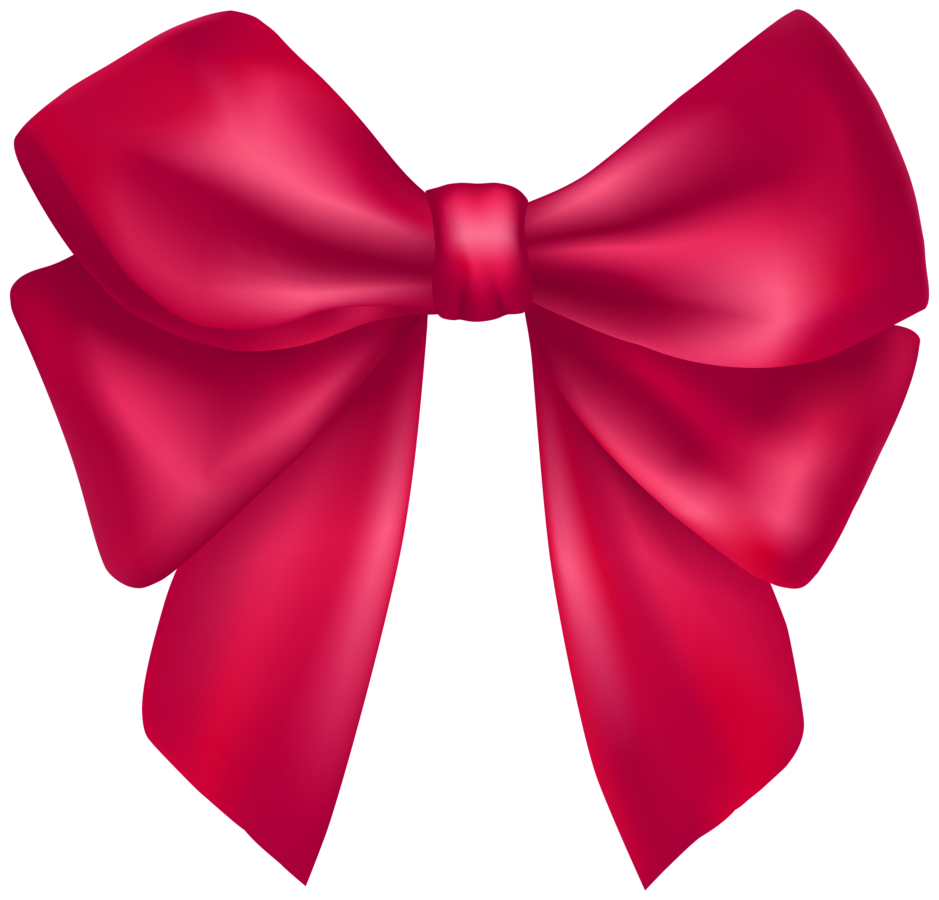 Pink ribbon png file. Dark bow clipart best