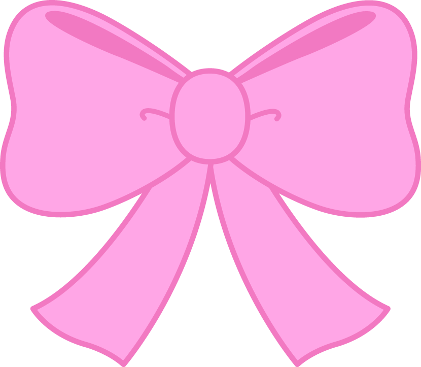 Vector bows baby bow. Free cliparts download clip