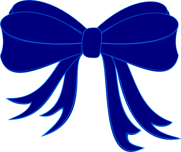 vector bows holiday bow