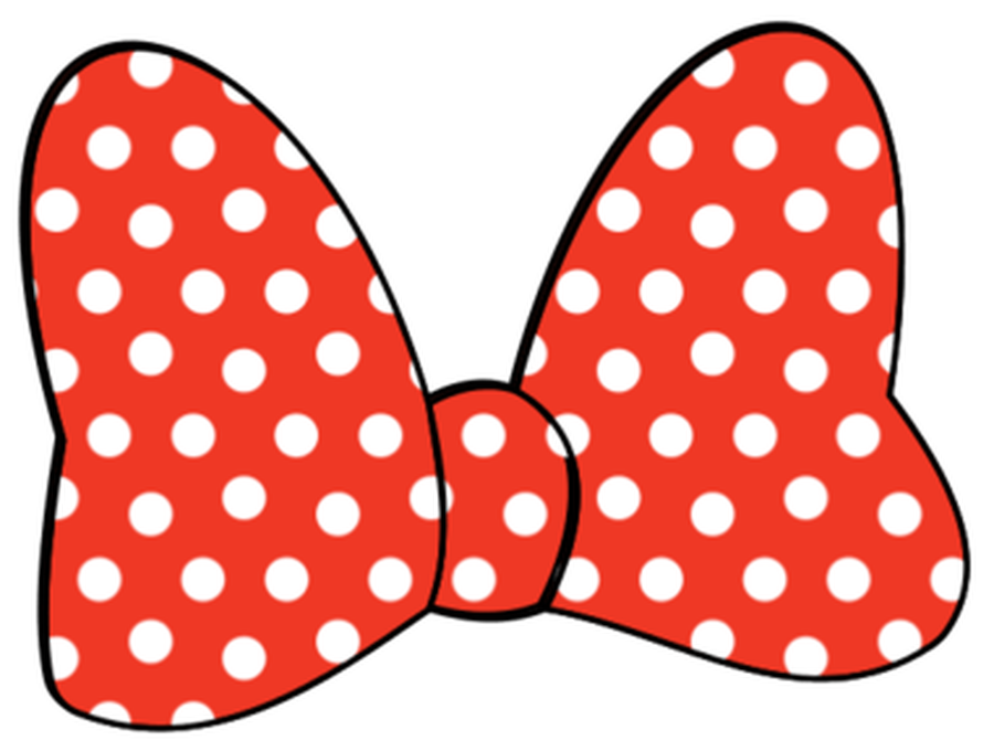 Minnie mouse background polka dots png. Free bow download clip