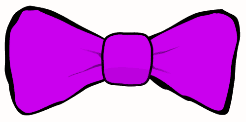 Bows clipart purple. Image of ribbon clipartoons