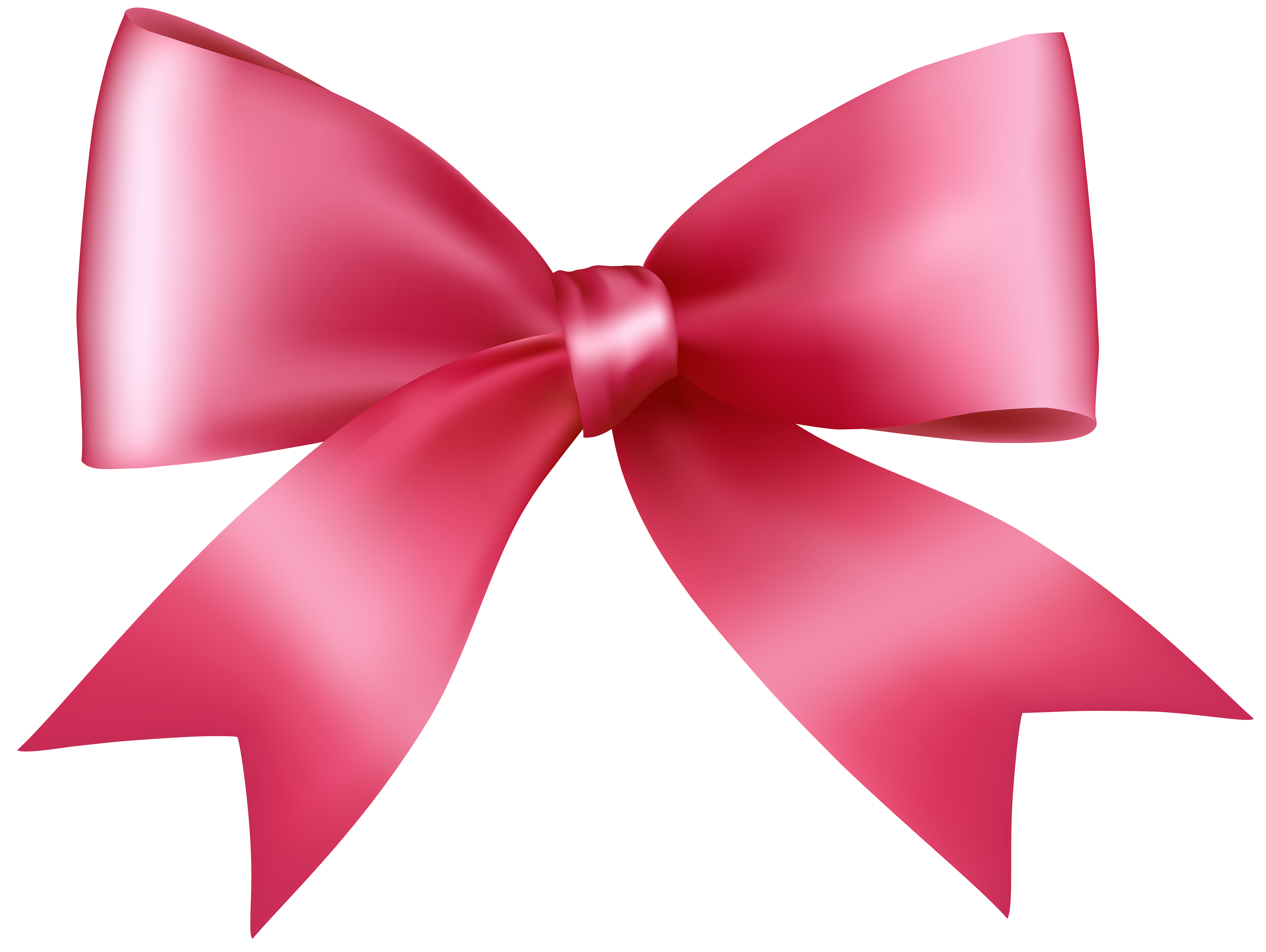 Pink bow tie png. Transparent clip art image