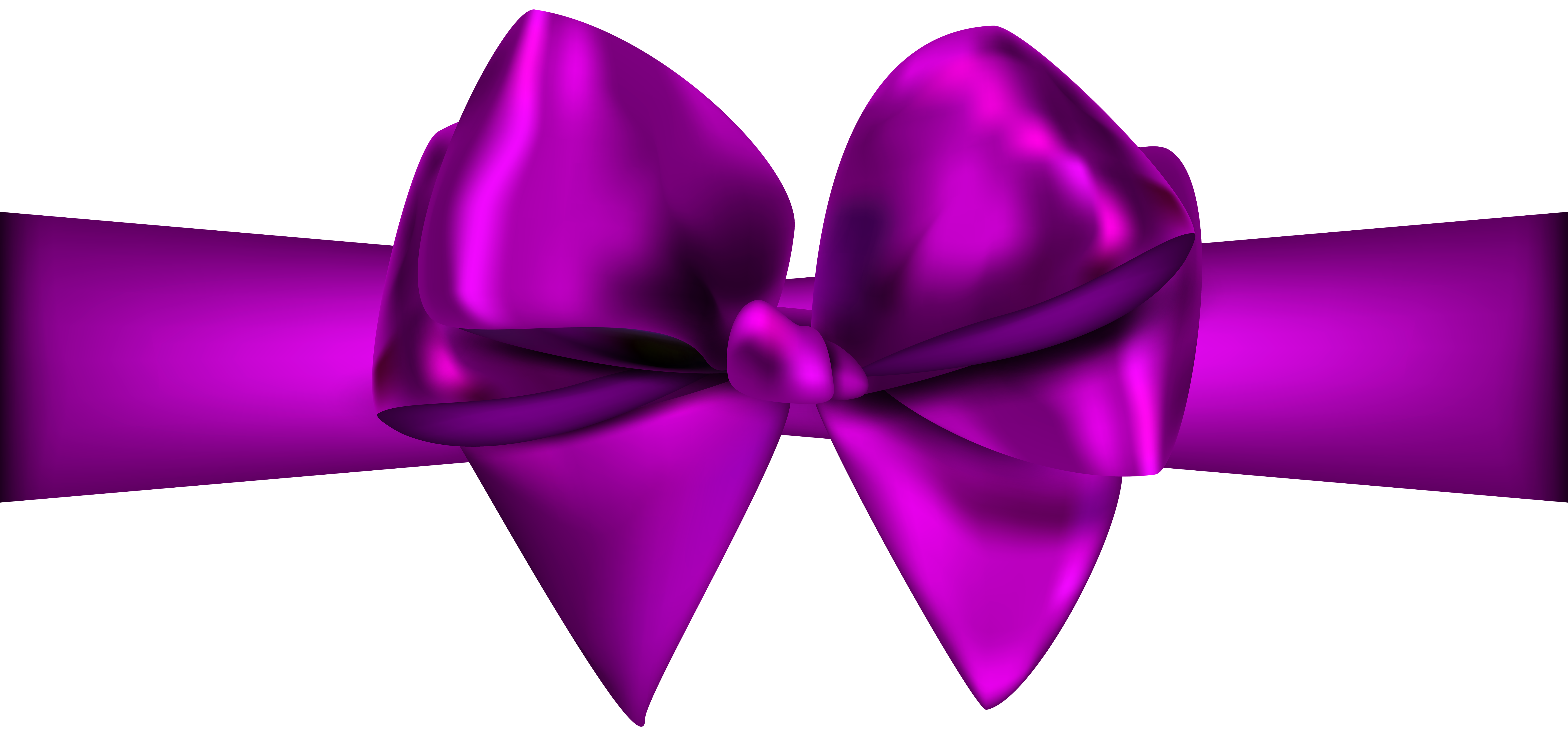 Bows clipart violet ribbon. Purple with bow png