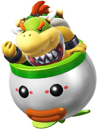 Bowser Jr Png Picture 464388 Bowser Jr Png