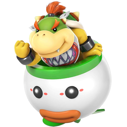 Bowser Jr Transparent Png Clipart Free Download Ywd
