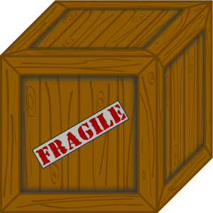box clipart crate