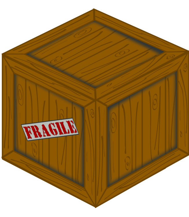 Box clipart crate. Wooden m vt free