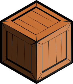 Box clipart crate. Free cliparts download clip