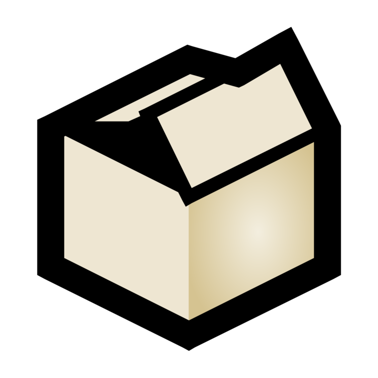 Box clipart packaging. Cardboard computer icons and