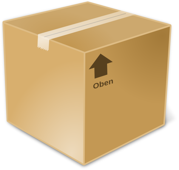 Box clipart packaging. Package clip art at