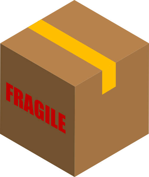 Box clipart packaging. Free packing cliparts download