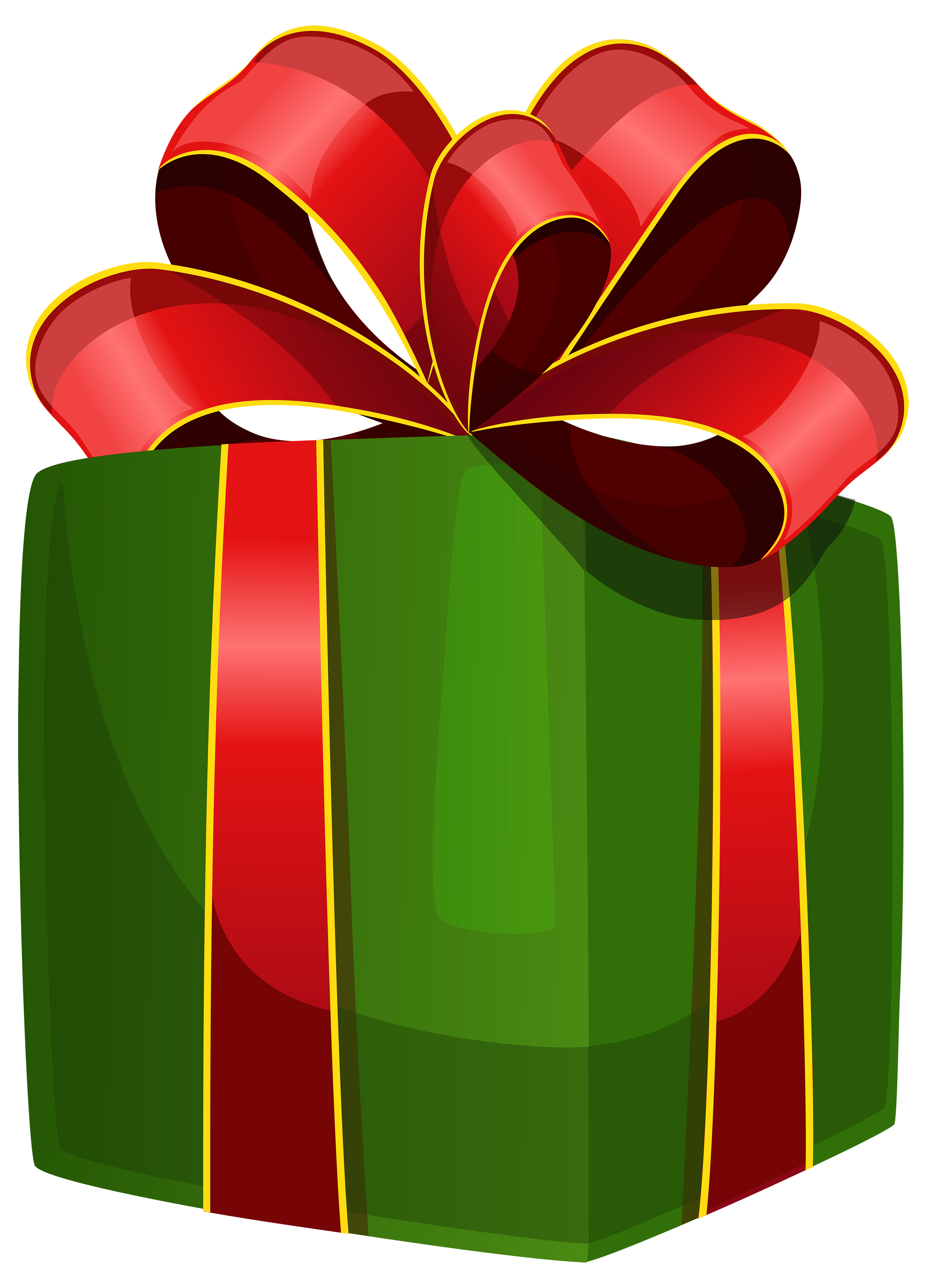 Boxes clipart gift. Green box png best