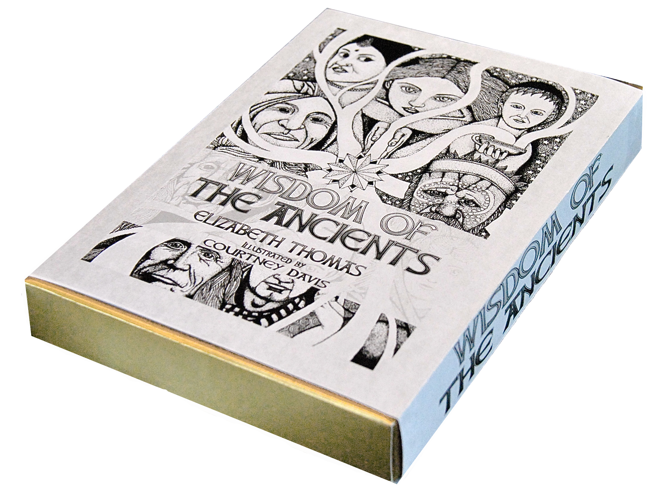 Wisdom the ancients elizabeththomas. Box of cards png image library library