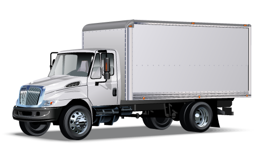 box truck png