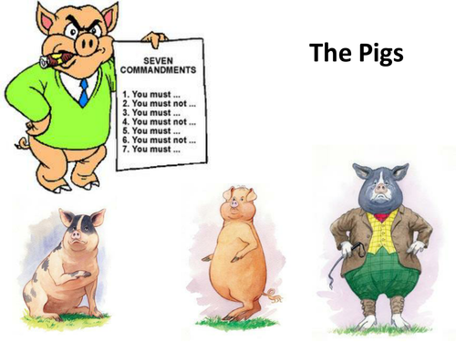 Boxer clipart counter argument. Animal farm character summaries