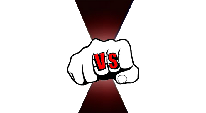 Boxer clipart showdown. Showoff vs template by