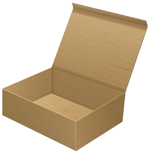 open crate png