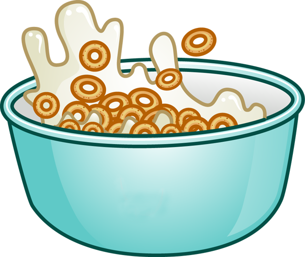 cereal bowl clipart png