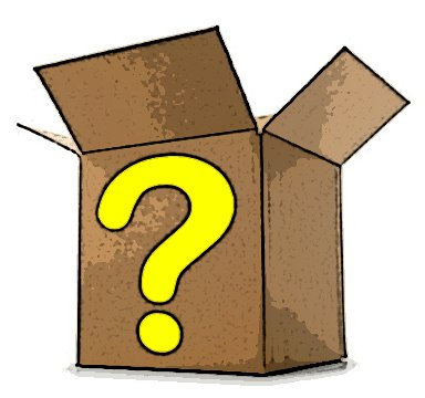 Boxes clipart halloween. Mystery box