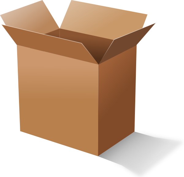 Boxes transparent png. Package box image arts