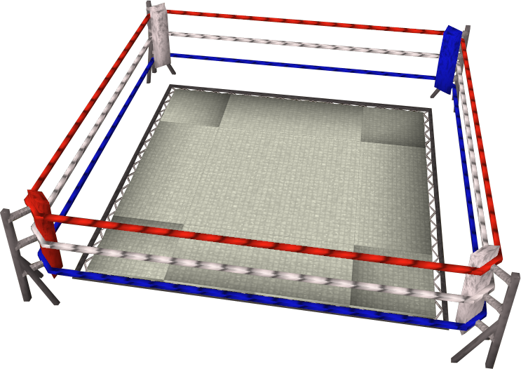Boxing ring png. Image poh runescape wiki
