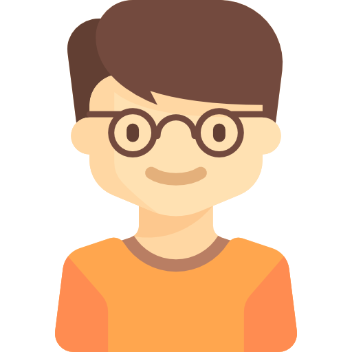 Boy avatar png. People user child profile