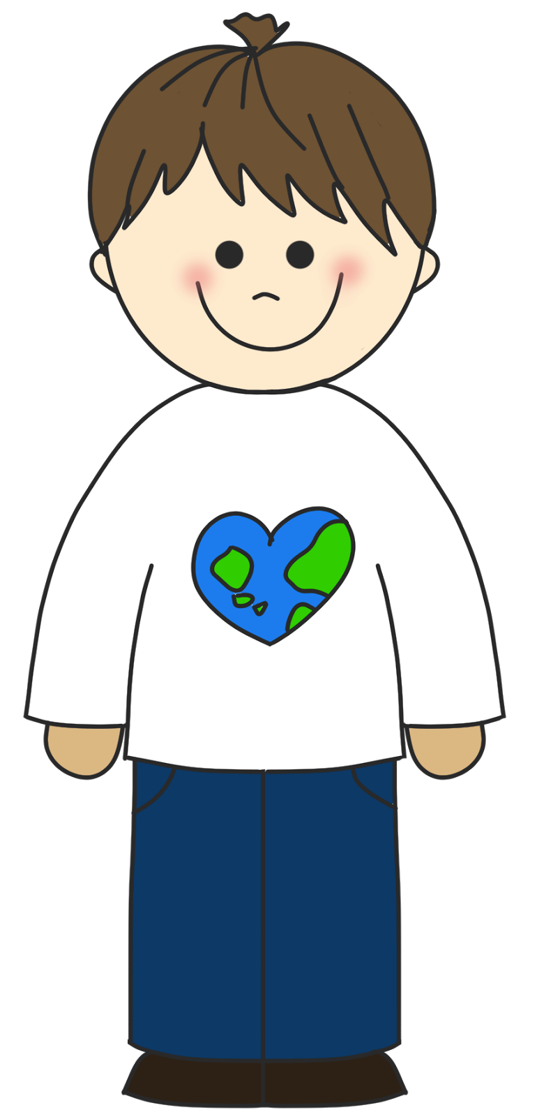 Boy clipart. Free cliparts download clip