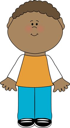 Boy clipart. Free for teachers clothing