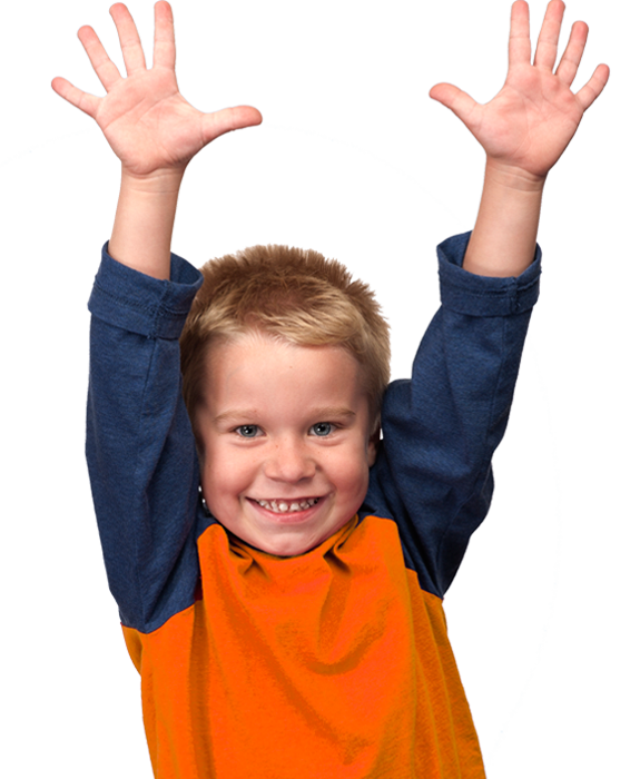 Boy hand png. Kids birthday party places