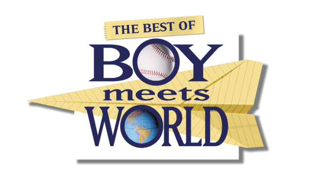Boy meets world logo png. Overall series disneylife the