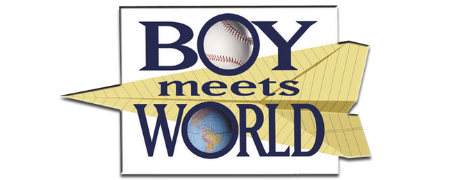 Boy meets world logo png. Tbt dave examines tv