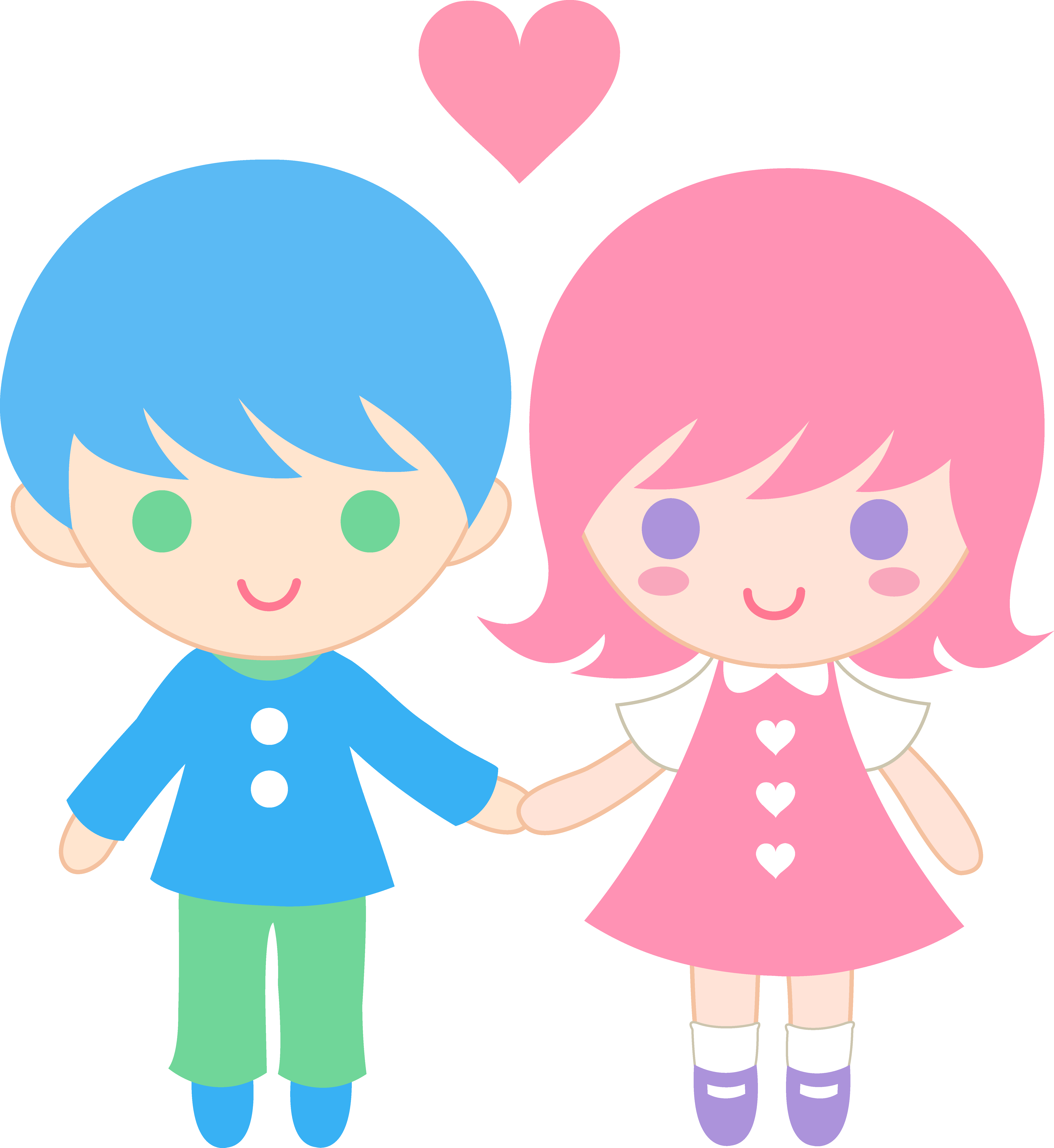 Boy or girl png. Child clip art cute