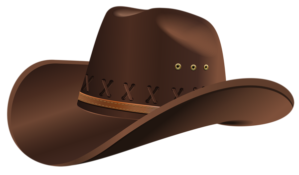 Boy scout hat png. Cowboy decorative elements and