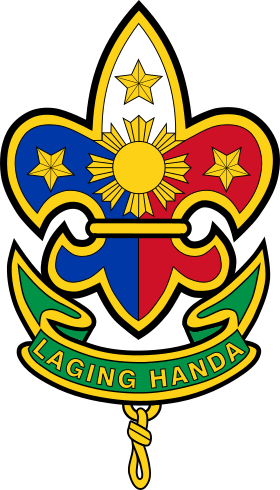 Boy scout logo png. Scouts of the philippines