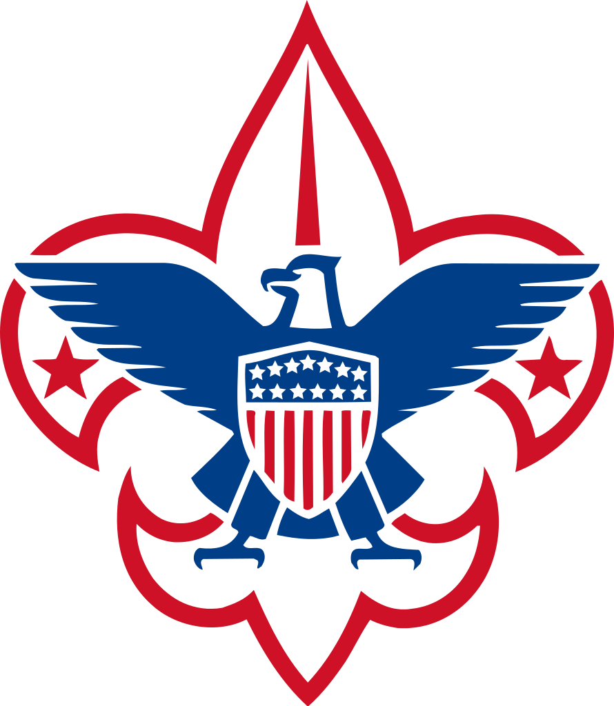 boy scouts of america logo png