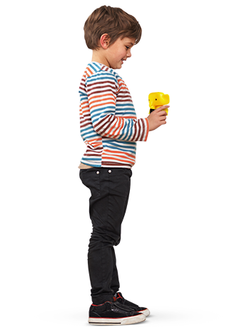 boy standing png