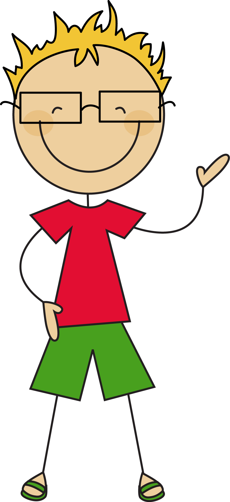 Boy stick figure png. Collection of clipart