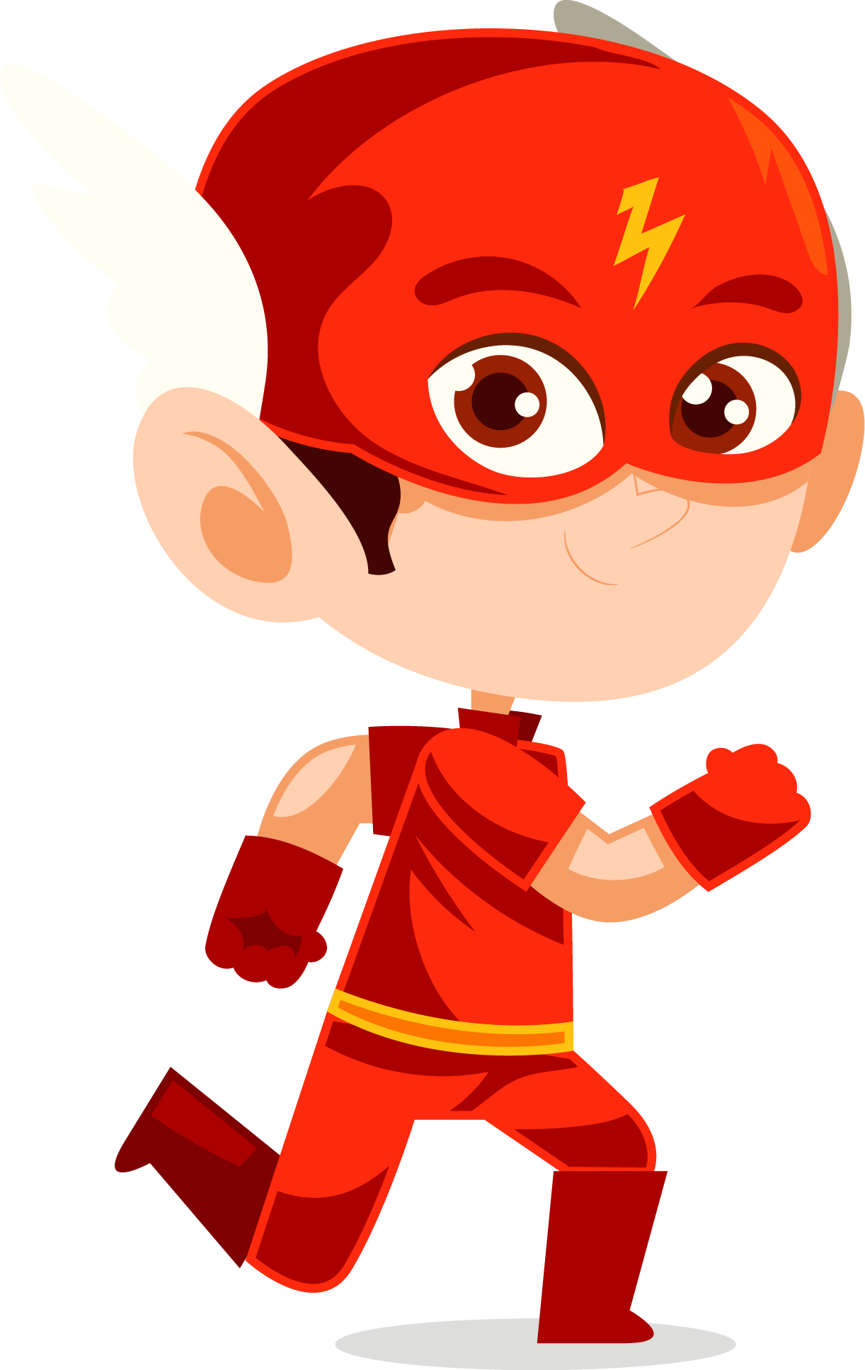 Boy superhero png. The flash images a