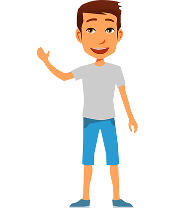 Boy vector png. Mascot animate save on