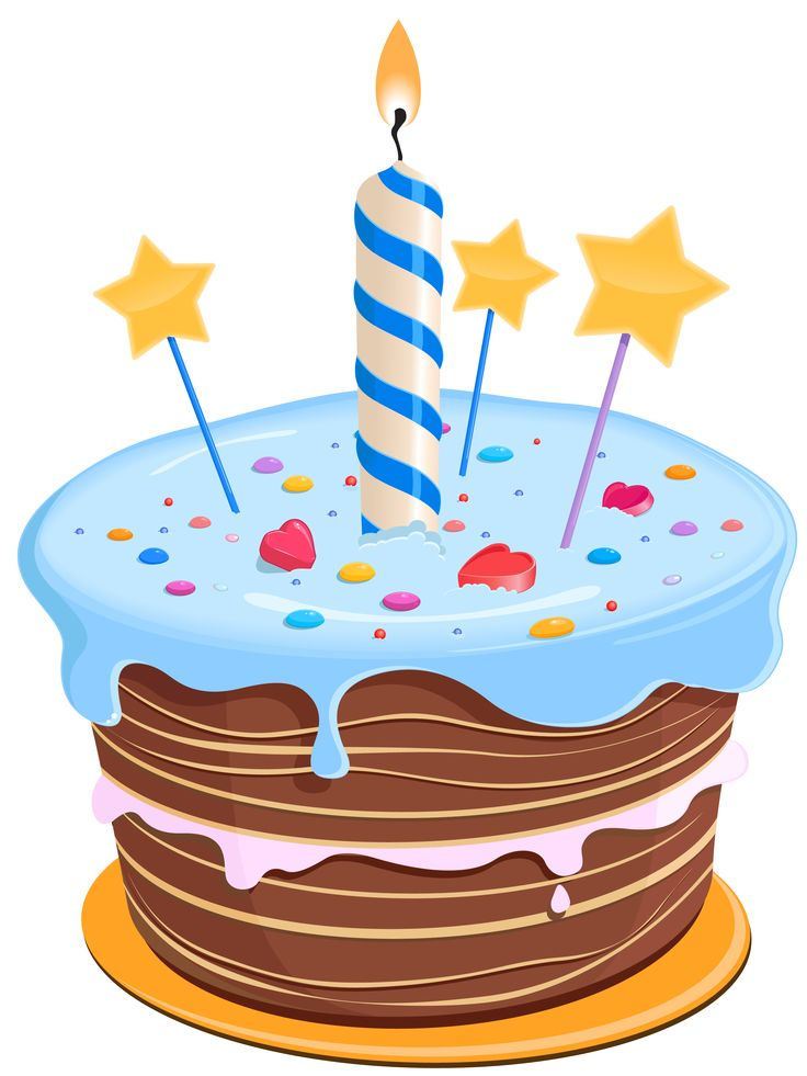 Boys clipart happy birthday. Set these cute cake